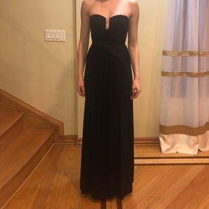 BCBGMaxAzria Formal evening dress